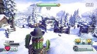 【逍遥小枫】多人模式-雪原攻防!植物大战僵尸:花园战争2.ep17