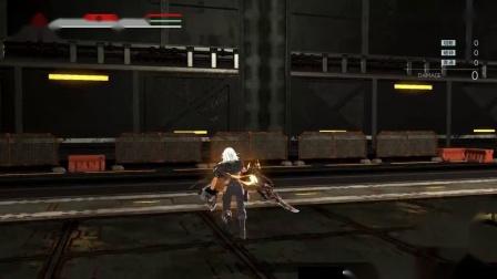 《噬神者3》全武器全招式详细讲解8.双刀