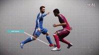FIFA 16 如何手动调进攻防守条