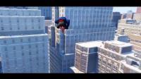 【游侠网】《蜘蛛侠:迈尔斯莫拉莱斯》电影式片段