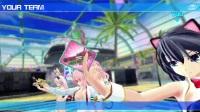 《闪乱神乐:沙滩戏水》联机模式视频演示