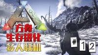【默寒 粉字 菜鸽子 贝鲁达】《方舟:生存进化》多人联机 #12【翼龙快递为您服务】(Ark:Survival Evolved)
