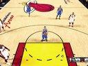 NBA 2K15 勇士VS热火 第二节