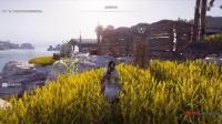 《刺客信条:奥德赛》稻草堆中的针陶片奖励位置