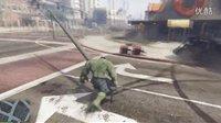 看绿巨人如何在《GA5》中大杀特杀