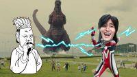 一分钟看完《新哥斯拉》 最强怪兽横扫东京 103