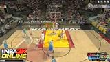 NBA2KOL球星招牌技:库里背后运球