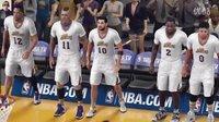 布鲁【NBA2K16】MC生涯模式 连克强队!湖人险胜勇士!科比库里(二十)