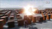 《除暴战警3》技术演示2