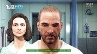 《辐射4》中玩家捏的熟悉的脸#1