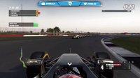 【Ryan】F1 2016 游戏 英国 3圈 迈凯伦
