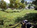 进击的猎人,如何与虎愉快的玩耍。