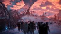 """【游侠网】PS4《地平线:黎明时分》冰尘雪野""""DLC 预告片"""