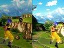龙珠:超宇宙-PS4版和PC版画面对比.