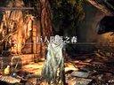 CGL【紫雨carol】《黑暗之魂2:原罪学者》实况流程解说视频【三:巨人陨落之森1】