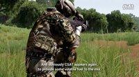 武装突袭3新DLC顶点的一些官方演示内容。