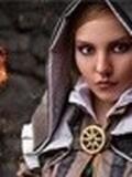 TOP10:长发美少女拿着长柄武器捅棒子