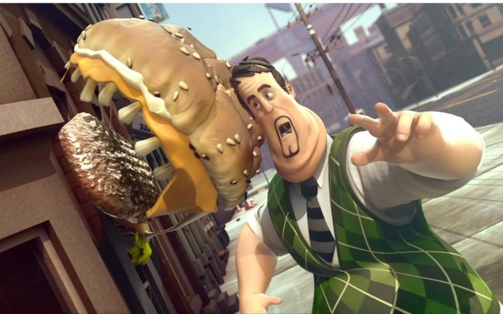 【动画/恐怖】《食人汉堡》快餐对身体不好...【BtoZmovie】
