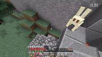 【F空】Minecraft1.8单人生存Ep.3_烤兔机