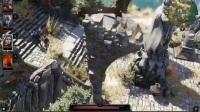 《神界:原罪2》战术难度第2期逃离欢乐堡的方法
