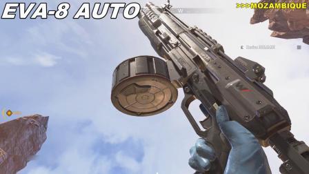《apex英雄》全武器检视动画展示