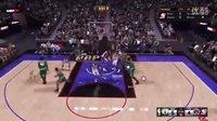 【游侠网】《NBA 2K17》与《NBA 2K16》画质对比