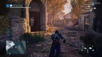【游侠网】《刺客信条:大革命》PS4 Pro Boost mode 测试
