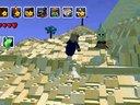 【乐高世界(lego worlds)】初体验试玩:很有创造力的一款游戏