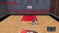 《NBA 2K18》背身动作基础教程