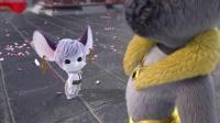 你从没见过的猫鼠魔性抖肩舞 《魔域》鼠年兽斗舞也不虚!