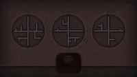 《狄仁杰之锦蔷薇》难点解法总结2.三个钥匙孔(古董箱)