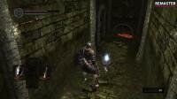 《黑暗之魂》PC平台重制版画面与原版画面对比