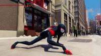 【游侠网】《蜘蛛侠:迈尔斯莫拉莱斯》全战衣展示