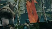 《战神4》剧情向全区域100%流程视频2.主线流程2:河口