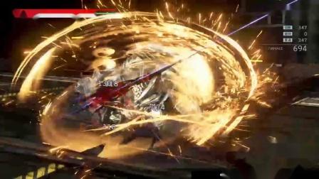 《噬神者3》全武器全招式详细讲解2.单手剑