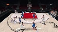 NBA2K19三分Flare战术