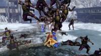 """【游侠网】《无双大蛇3》DLC神器""""Ωレーヴァテイン""""演示"""