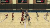 【游侠网】NBA 2K18的NS、PS4 Pro、Xbox One S画面对比视频