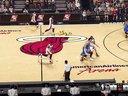 NBA 2K15 勇士VS热火 第一节