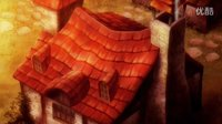 《龙之谷》同名动画序章-红与黑