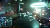 被取消的《掠食2》演示画面