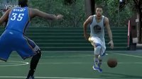 NBA2K16库里街球瞎即把投瞎即把进主要是过人集锦