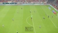 《实况足球PES2019》PS4光盘正式版上手4.法国VS德国