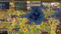 《文明6迭起兴衰》朝鲜神标无战223T飞天胜利7