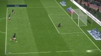 《实况足球2019》Demo版实机演示法国vs阿根廷