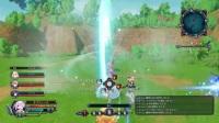 《四女神ONLINE:网络次元海王星》游戏实机游玩体验