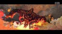 《小门神》年兽版预告 恐怖年兽将引人间劫难