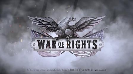 《民权战争(War of Rights)》Steam抢先版发售预告