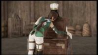 《真三国无双8》全武将结局动画视频 - 18.月英「龍の魂」