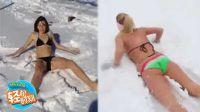冬季撒野指南 下雪和逗比更配 119